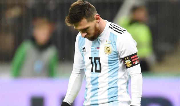 Лионель Месси: «Яхочу сыграть против Испании»