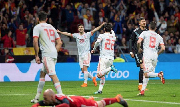 Легенда аргентинского футбола строго раскритиковал игру сборной против Испании