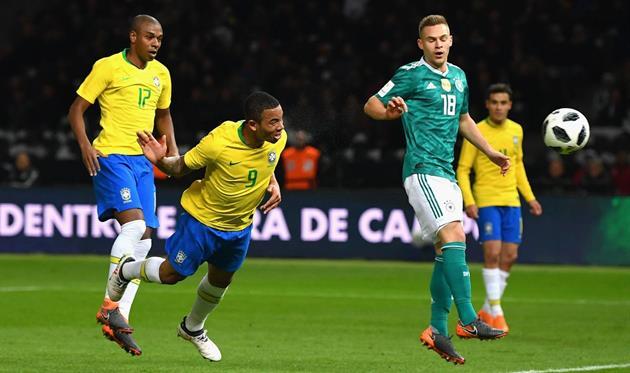 Германия - Бразилия, фото: twitter.com/FIFAWorldCup
