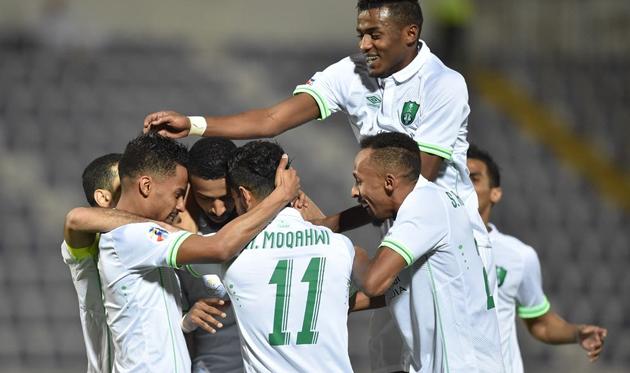 Аль-Ахли Реброва обеспечил место вплей-офф Лиги чемпионов АФК