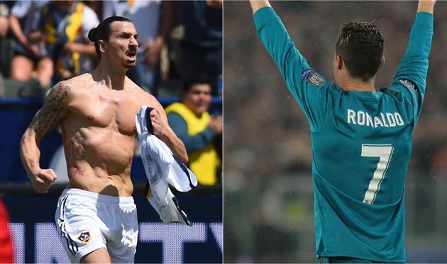 Роналду забил нереальный гол— Лига чемпионов