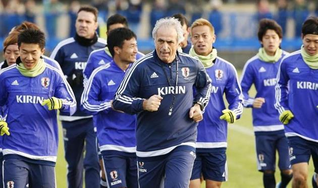 Халилходжич уволен споста основного тренера сборной Японии
