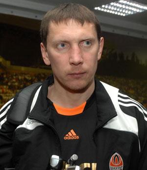 Дмитрий Шутков, shakhtar.com