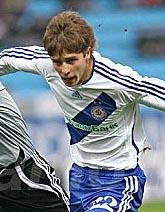 Артем Кравец, фото fcdynamo.kiev.ua