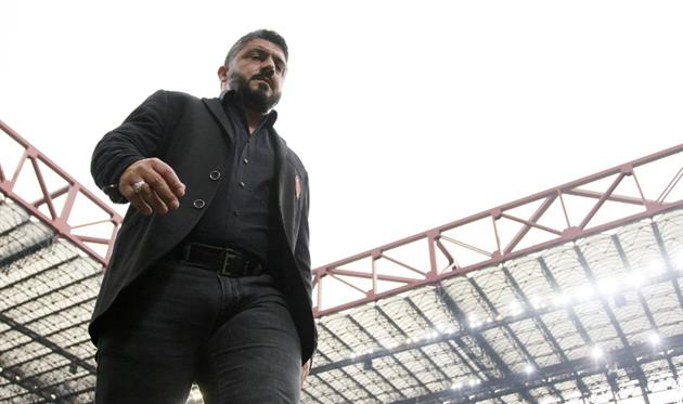 Дженнаро Гаттузо, фото ФК Милан