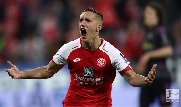 Майнц - Фрайбург, twitter.com/Bundesliga_DE
