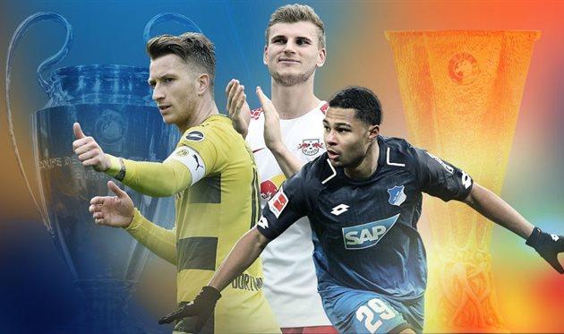 Кто присоединится к Баварии в Лиге чемпионов? , фото: bundesliga.com