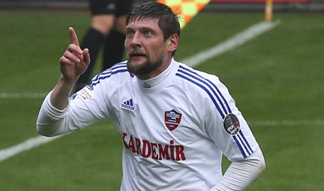 Селезнев дублем вывел свою команду вфинал Кубка Турции