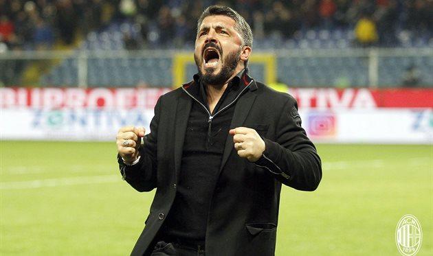 «Милан» дома уступил «Беневенто»