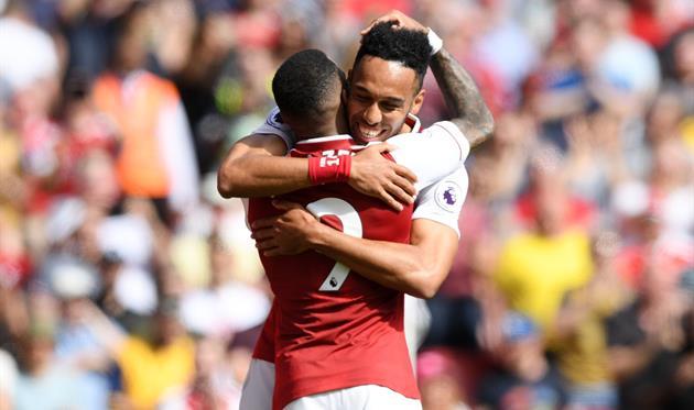 Арсенал разгромил Вест Хэм, twitter.com/Arsenal