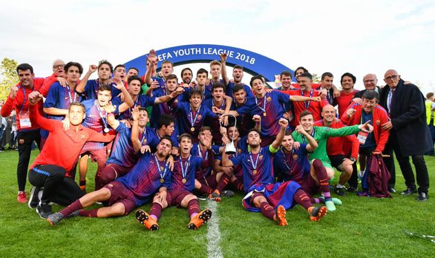 Барселона, uefa.com