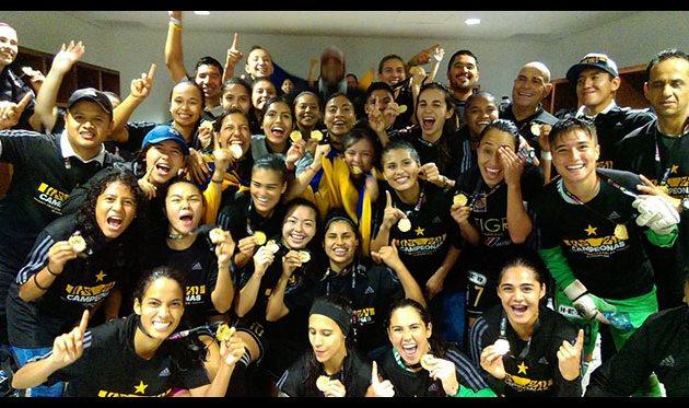 Женская команда Тигрес, twitter.com/TigresFemenil