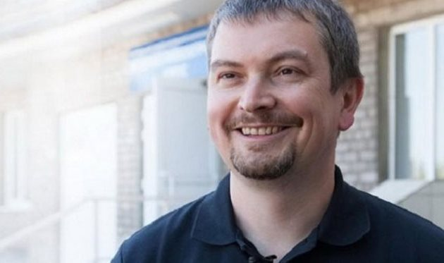 Андрей Санин, ФК Мариуполь