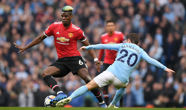 Манчестер Юнайтед - Манчестер Сити, Getty Images