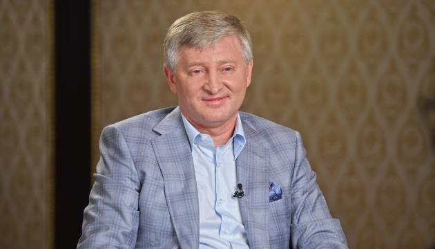 Ринат Ахметов, ФК Шахтер