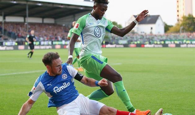 Вольфсбург продолжит выступать в Бундеслиге, twitter.com/VfL_Wolfsburg