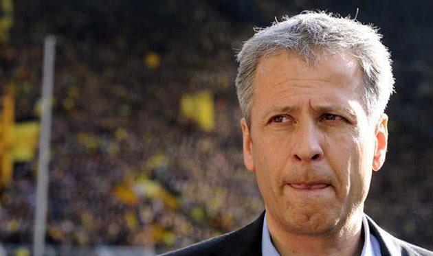 Фавр — новый тренер Боруссии Дортмунд