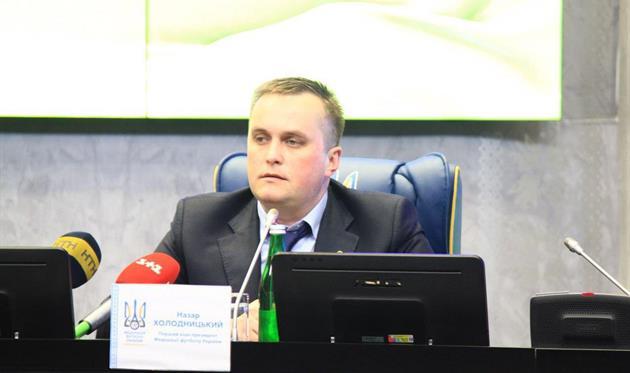 Назар Холодницкий, Football.ua