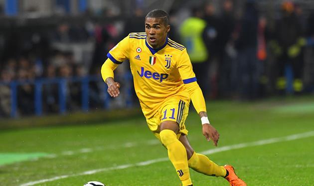 Мюнхенская «Бавария» продала Косту за46 млн грн