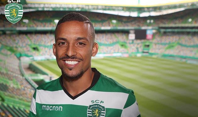 Бруну Гашпар, фото: twitter.com/Sporting_CP