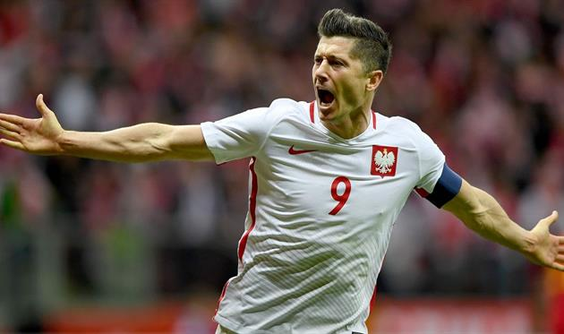 Польша разгромила Литву в товарищеском матче