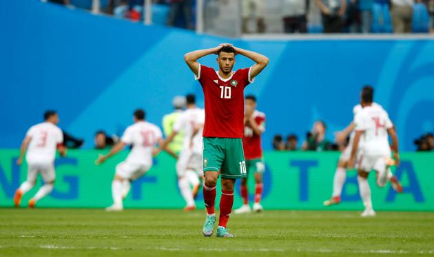Марокко — Иран, Getty Images
