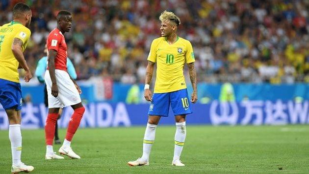 Бразилия — Швейцария, fifa.com