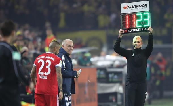 В еврокубках разрешили проводить четвертую замену в дополнительное время