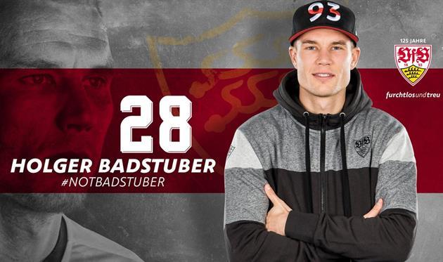 Бадштубер снова стал игроком Штутгарта