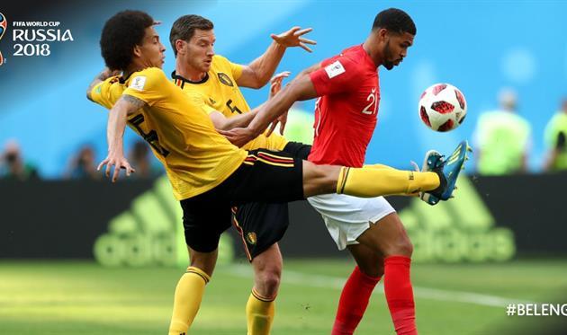Бельгия — Англия 2:0 Видео голов и обзор матча ЧМ-2018