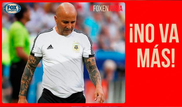 Сампаоли покинул пост главного тренера сборной Аргентины — СМИ