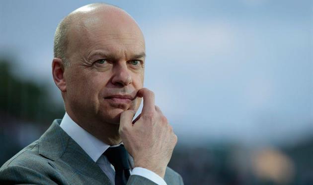 В «Милане» сменилось руководство. Скарони— новый президент клуба