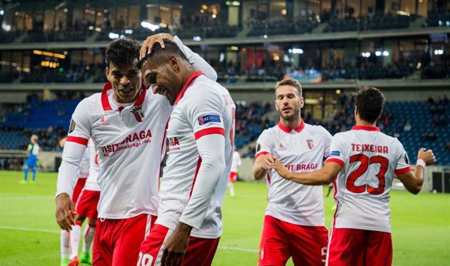 «Заря» сыграет с«Брагой» втретьем отборочном раунде Лиги Европы