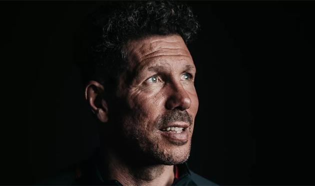 Диего Симеоне, The Coaches' Voice