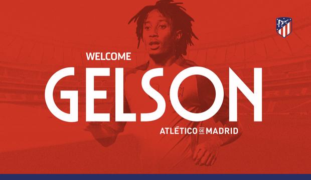 Желсон Мартинш подписал договор с«Атлетико»