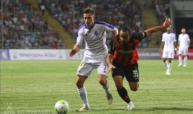 Исмаили сумеет сыграть против Динамо ᐉ UA