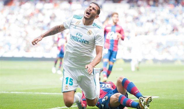 Тео Эрнандес близок ктому, чтобы покинуть Реал