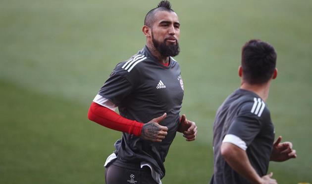 Полузащитник «Баварии» Видаль близок кпереходу в«Барселону»