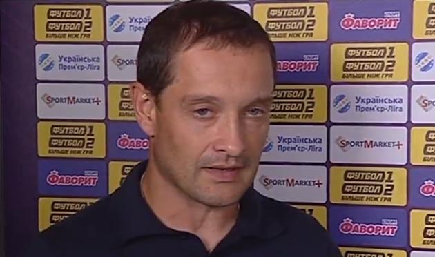 Роман Санжар, ТК Футбол
