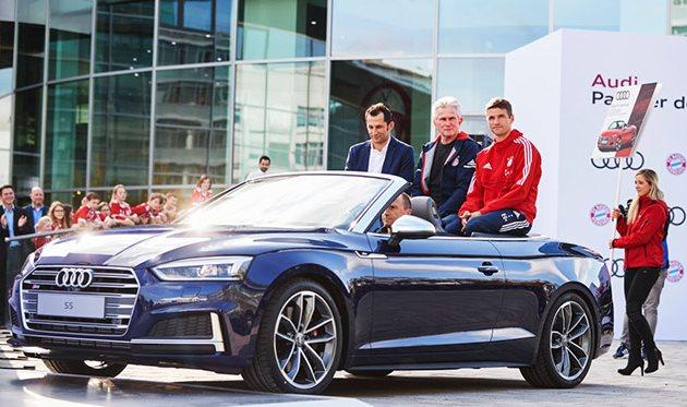Audi и Бавария, Getty Images