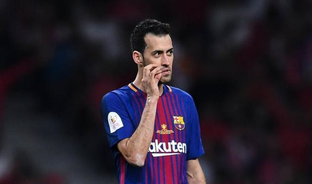 Sergio Busquets, Getty Images