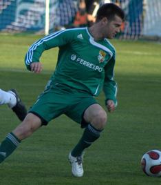 Йован Маркоски, фото из архива vorskla.com.ua
