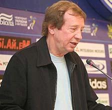 Юрий Семин, фото fcdynamo.kiev.ua