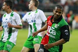 Ленс ликует на фоне игроков Гронингена, nec-nijmegen.nl