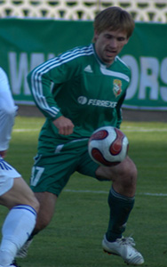 Григорий Ярмаш, vorskla.com.ua