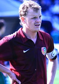 Андрей Березовчук, фото из архива fckharkov.com.ua