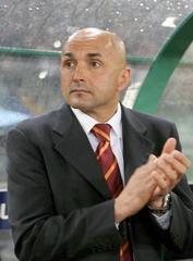 Лучано Спаллетти, www.dailymail.co.uk