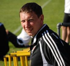Дмитрий Шутков, фото shakhtar.com