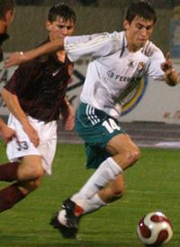 Сергей Кравченко, vorskla.com.ua