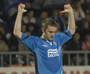 После гола в Донецке, фото fcdnipro.ua